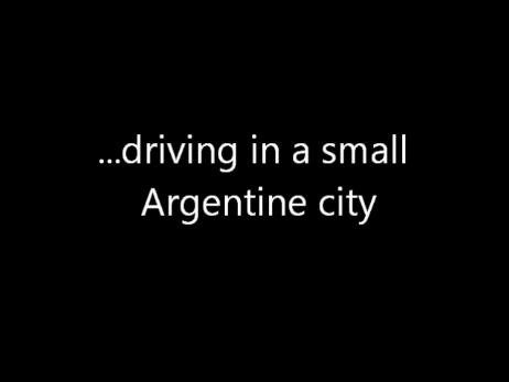 Videos of Winnipeg drivers, driving badly - Argentine Version